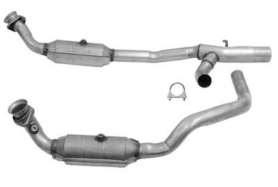 2010 FORD TRUCKS E 150 Discount Catalytic Converters