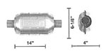 602204 Catalytic Converters Detail
