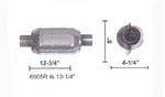 602216 Catalytic Converters Detail