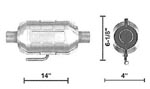 602504 Catalytic Converters Detail