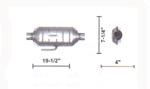 602584 Catalytic Converters Detail