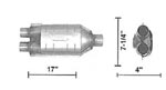 604009 Catalytic Converters Detail