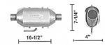605005 Catalytic Converters Detail