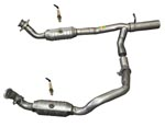 FOR20395 Catalytic Converters Detail