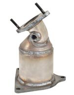 FOR20523R Catalytic Converters Detail