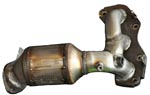 TOY3241F Catalytic Converters Detail